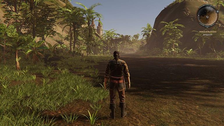 Corsairs Legacy Gameplay Screenshot