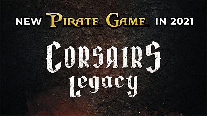 Corsairs Legacy Series Release Announcement